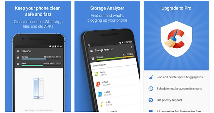 Download CCleaner for Android