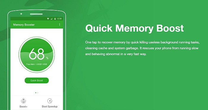 Download Memory Booster for Android
