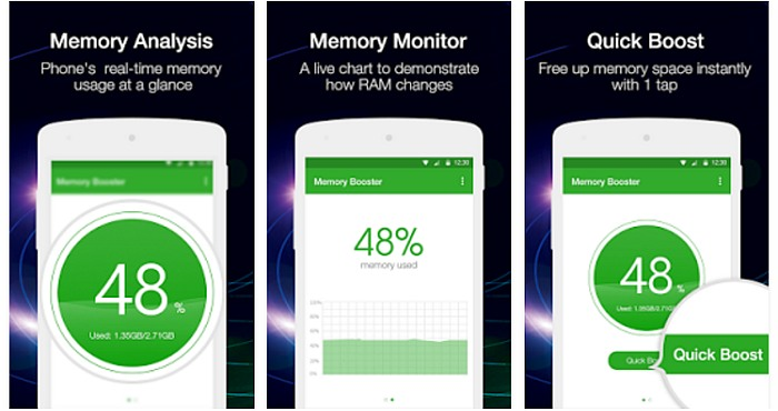 Download Memory Booster for Android | Free Download Cleaning