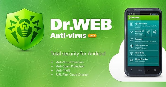 Download Anti-virus Dr.Web Light for Android
